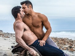 gay sex - Real Couples Bareback from Icon Male