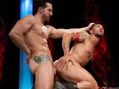 gay sex - Jimmy Durano And Bruno Bernal from Hot House