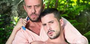 Matt Stevens And Sean Cross from Icon Male