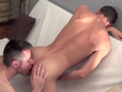 Twink Stuffs Studs Hungry Hol from French Lads