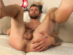 gay sex - Nikol Monak Erotic Solo from William Higgins