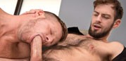 Brian Bonds And Bravo Delta from Raging Stallion