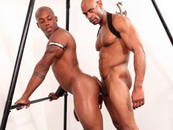 Marlone Starr And Osiris from Next Door Ebony