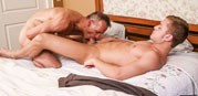 Ian Levine And Rodney Steele from Icon Male