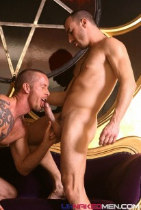 Jake And Rocco Gold from Uk Naked Men