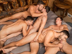 Winter Getaway Day 1 from Sean Cody