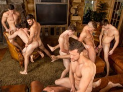 home - Winter Getaway Day 5 from Sean Cody