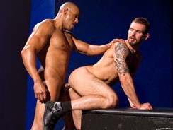 gay sex - Chris Harder And Michael Tho from Raging Stallion