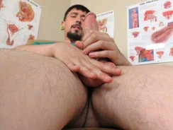 gay sex - Damien Learns The Ropes from College Boy Physicals