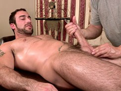 gay sex - Spencer Reed Massaged from Jake Cruise