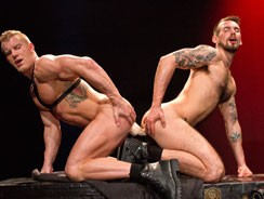 gay sex - Chris Harder And Johnny V from Raging Stallion