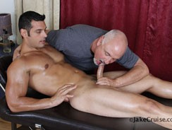 Marcus Ruhl Massaged from Jake Cruise