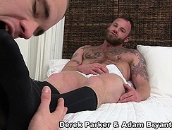 Derek Parker from My Friends Feet