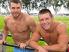 Rusty And Brody from Sean Cody