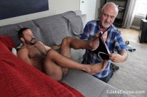 Vinnie Stefano Serviced from Jake Cruise