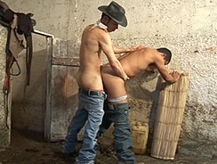 Latinos Raw Barn Fuck from Bareback Latinoz