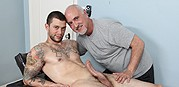Mike Fox Massaged from Jake Cruise