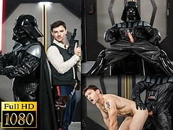 Star Wars 3 A Gay Xxx Parody from Super Gay Hero