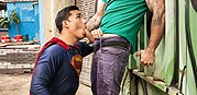 Batman Vs Superman Gay Porn from Men