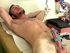 home - Matt Gets Electro from College Boy Physicals