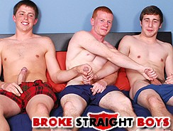 Brandon Spencer And Zane from Broke Straight Boys