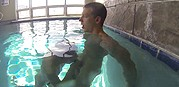 Johnny Forza Underwater Fuck from Broke Straight Boys