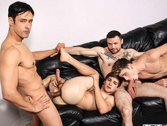 Im Leaving You Part 5 from Jizz Orgy By Men