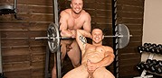 Abe Returns To Pound Rusty from Sean Cody
