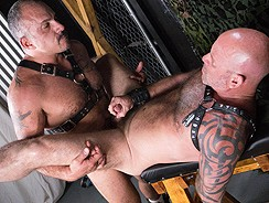home - Jay Ricci And Luis Casola from Hairy And Raw