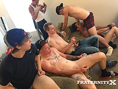 Fratboy Punishment from Fraternity X