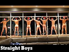 Holiday Jizz Fest from Broke Straight Boys