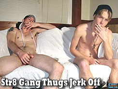 Billy Da Kidd And T from Straight Naked Thugs