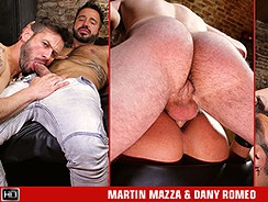 Martin Mazza And Dany Romeo from Butch Dixon