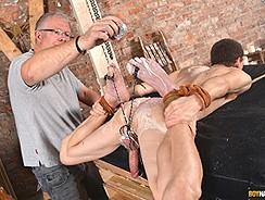 Sebastian Kane Jonny Pistol from Boynapped