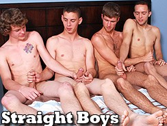 Blake Brandon Sam And Max from Broke Straight Boys