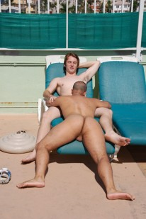 Jimmy And John from Gay Sex Resort