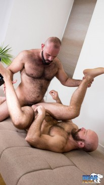 Nixon Steele And Marco Bolt from Bear Films