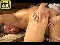 Tomas Decastro Erotic Massage from William Higgins
