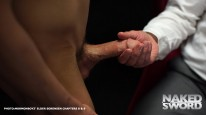 Sexual Discipline From Priest from Naked Sword