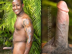 Lushish Luther from Island Studs