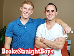 Conner And Ty from Broke Straight Boys