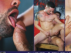 Cj Michael And Erik Taylor from Uk Naked Men