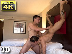 Armond Rizzo Returns 4k3d from Dominic Ford