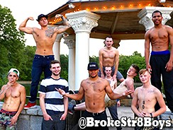 August Film Week On Twitter from Broke Straight Boys