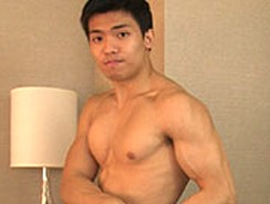 Timmy Tong from American Muscle Hunks