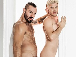 Jessy Ares And Ken Rodeo from Men.com
