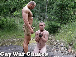 Defector from Gay War Games