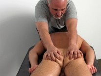 Brenden Shareps Massage from Jake Cruise
