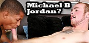 Michael B Jordan Goin Gay from Broke Straight Boys