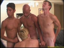 Cock Sucking Twinks from Broke Straight Boys